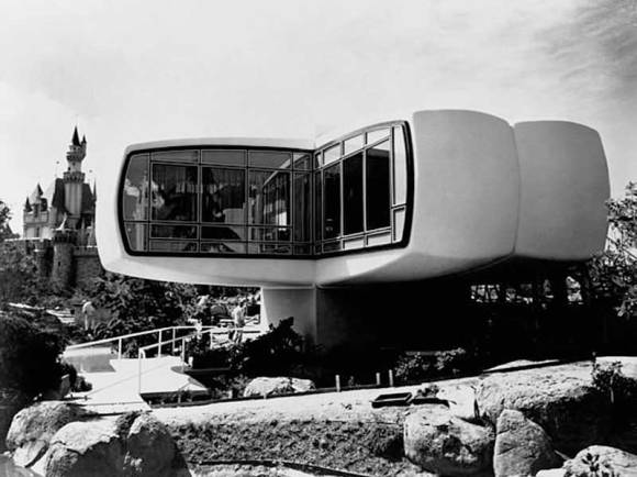Disneyland Montsanto House of the Future, Yesterland