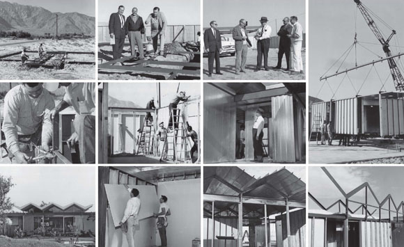 KCET, steel construction, Donald Wexler, Modernism Week